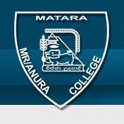 Logo der Anura Vidyalaya